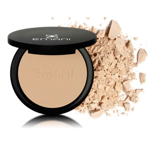 Flawless matte pressed foundation