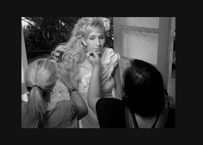 Best bridal makeup artist - Elisa Lago